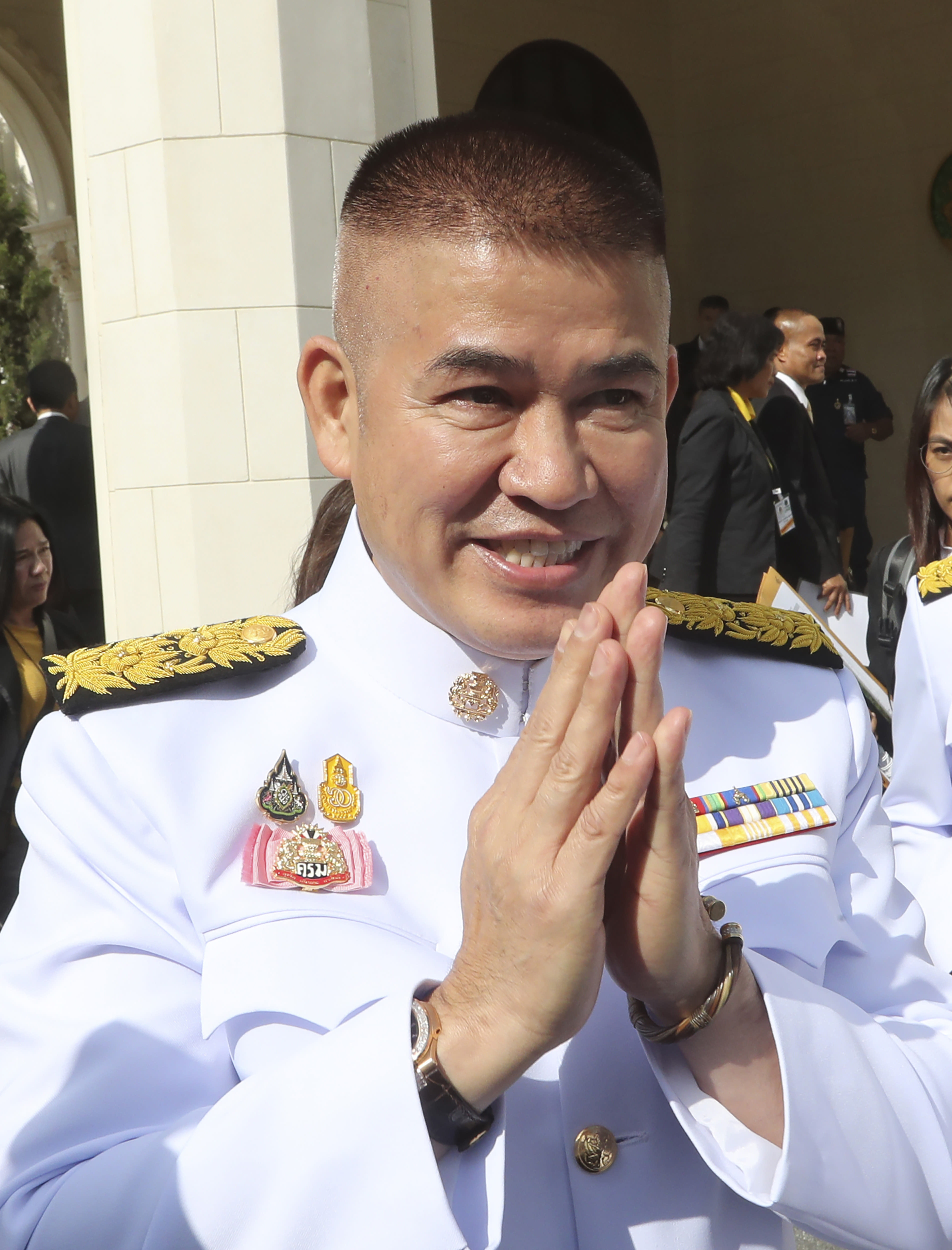 Cool Thai Cabinet Minister Denies Drug Conviction Report Home Interior And Landscaping Oversignezvosmurscom