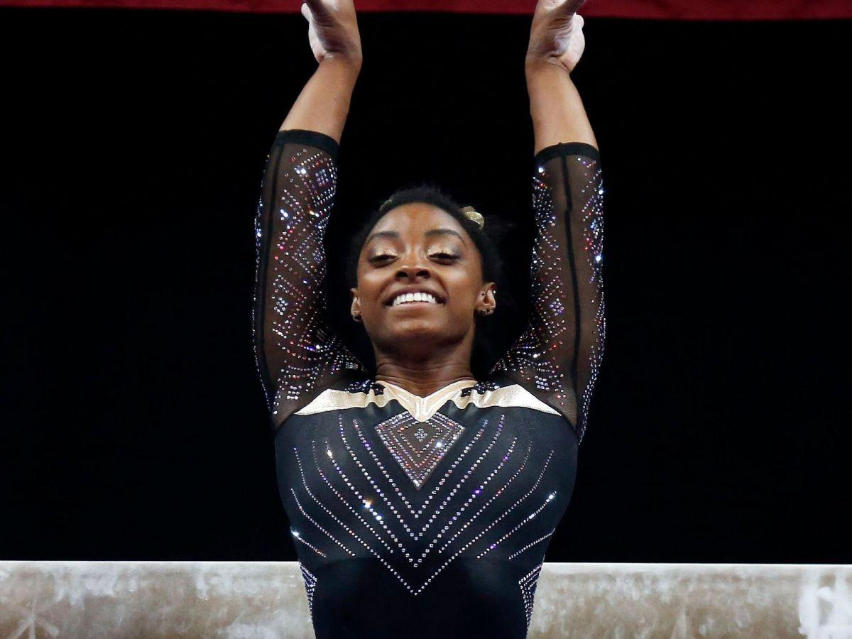 Simone Biles Did A Game-Changing Vault That No Woman Has