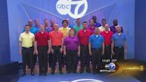 Chicago Gay Men's Chorus performs National Anthem