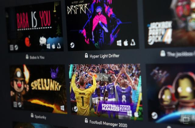 Humble's racial justice bundle offers $1,200 in games and books for $30
