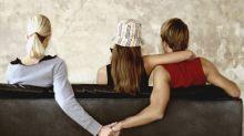 葉志偉:破壞關係的一句話八:我見到你男友拖住第二個。