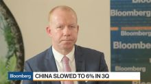 StanChart's Brice Is More Constructive on A-Shares than H-Shares