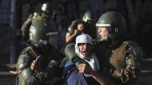 Ministro del Interior chileno anuncia reforma a la policía