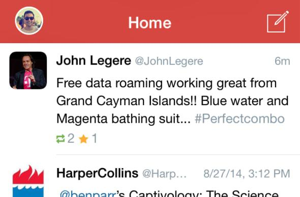 Aplos is a very flawed, but beautiful new Twitter client