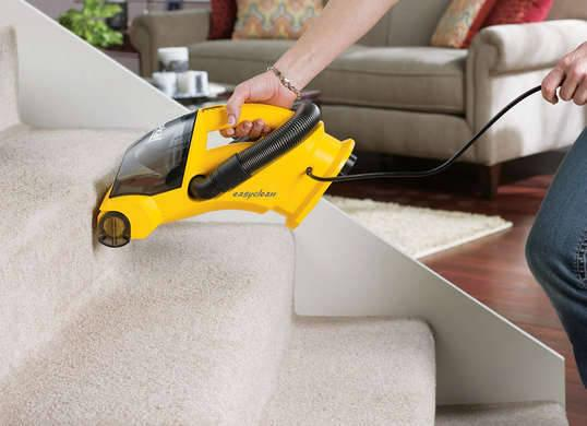 """<p>It's imperative that you choose the right vacuum for your household needs. Do you have <a href=""""http://www.bobvila.com/slideshow/family-friendly-floors-5-top-options-for-busy-households-48346"""" rel=""""nofollow noopener"""" target=""""_blank"""" data-ylk=""""slk:kids or pets"""" class=""""link rapid-noclick-resp"""">kids or pets</a>? Carpeted stairs? Because no model excels at all types of cleaning, it might be wise to invest in more than one vacuum so you can handle all your cleaning challenges. A cordless handheld vacuum can be convenient for stairs, for example, while an upright is great for large carpeted rooms. <i>Photo: <a href=""""http://amzn.to/1NisL0S"""" rel=""""nofollow noopener"""" target=""""_blank"""" data-ylk=""""slk:amazon.com"""" class=""""link rapid-noclick-resp"""">amazon.com</a></i><b><br>RELATED: <a href=""""http://www.bobvila.com/slideshow/editors-picks-today-s-top-7-vacuum-cleaners-48473"""" rel=""""nofollow noopener"""" target=""""_blank"""" data-ylk=""""slk:Editors' Picks—Today's Top 7 Vacuum Cleaners"""" class=""""link rapid-noclick-resp"""">Editors' Picks—Today's Top 7 Vacuum Cleaners</a></b></p>"""