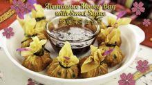Abundance Money Bag with Sweet Sauce 如意满满金钱袋