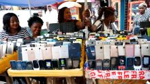 Nigeria and South Africa's economic struggles are starting to hurt African phone sales
