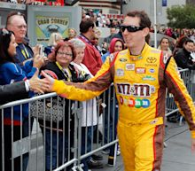 So What Would It Take To Make You Read A Story About Kyle Busch's 15th Win of the Year?