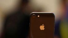 Tibia demanda del iPhone 8 hunde acciones de Apple