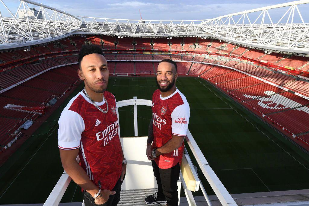 Photos Arsenal Release New Home Kit For 2020 21