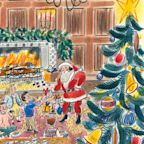 Julian Fellowes: Why I will remember Christmas Eve of 1962 until my dying day