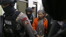The Latest: Indonesia prosecutors seek death for cleric