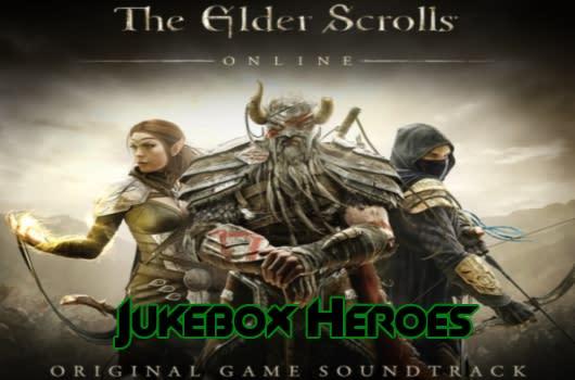 Jukebox Heroes: Elder Scrolls Online's soundtrack