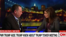 Former Trump aide Sam Nunberg smelled like alcohol—but it might not mean what you think