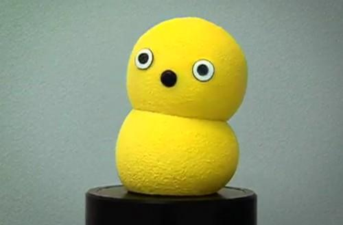 Keepon robot soon available to the masses in toy form as the $40 My Keepon