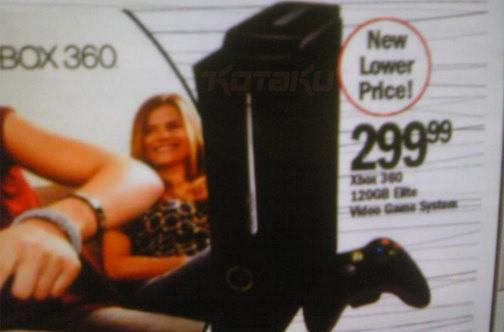 Xbox 360 Elite replacing Pro at $299 price point August 30th?