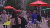4th Fridays concerts at Campus Martius in downtown Detroit