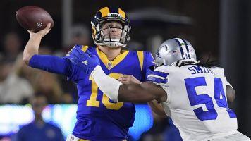 Rams-Cowboys highlights top games of week 15