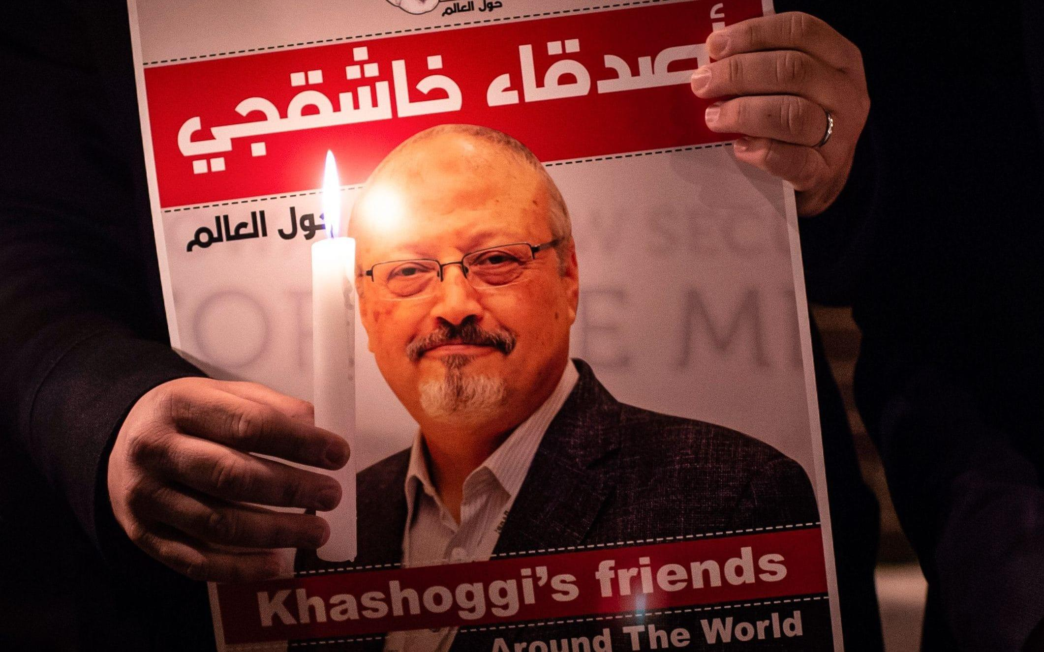 The journalist and Saudi dissident Jamal Khashoggi was killed in 2018  - AFP