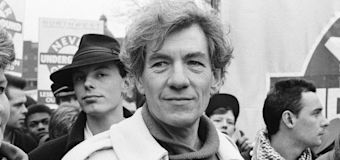 Sir Ian McKellen: 'My work was better after coming out'
