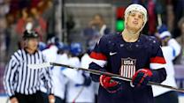 Team USA disappointing in 5-0 loss to Finland