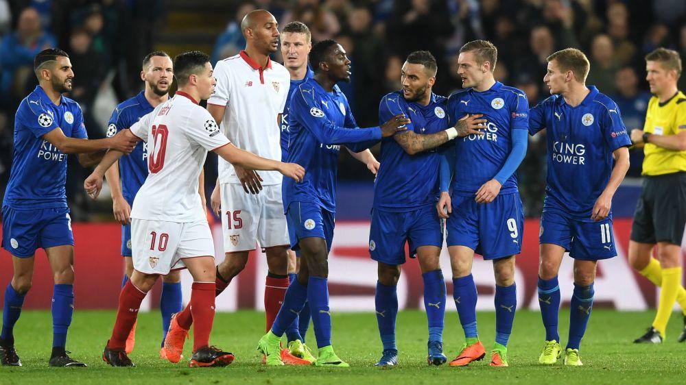 El Leicester, la única 'cenicienta' para el Real Madrid