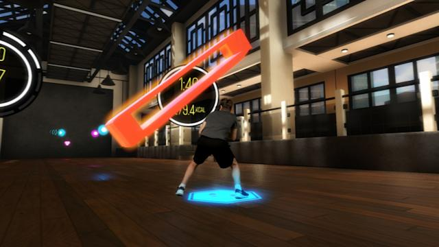 My latest lockdown workout is VR boxing
