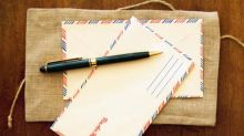 WhatsApp is fun, but nothing beats the inky, intimate thrill of a letter