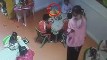 Child's tragic death after kindergarten teacher's 'unlucky' act