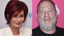 Sharon Osbourne asks Harvey Weinstein 'What's wrong with me?' as she reveals he never touched her