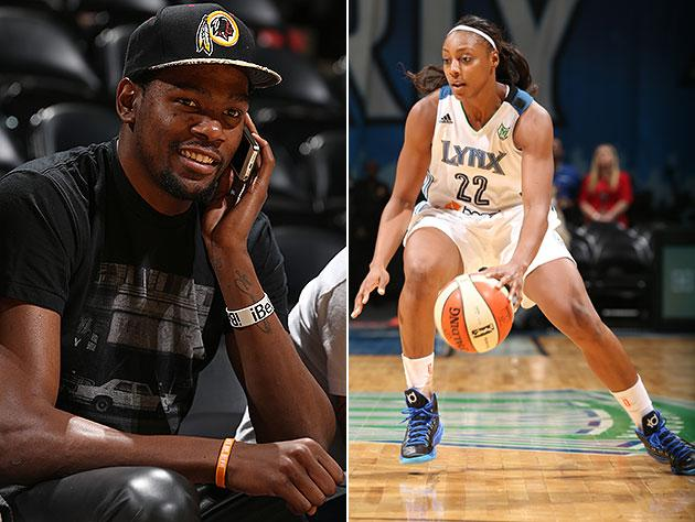 0b00de17149 Kevin Durant and Monica Wright were both highly touted Washington