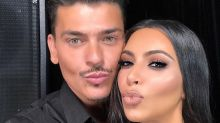 How Mario Dedivanovic Went From Sephora Employee to Kim Kardashian's World-Famous Makeup Artist