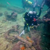 墨西哥發現瑪雅第一艘奴隸沉船 勢成潛水熱點