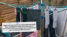 Tips for drying washing in rainy weather without a tumble dryer