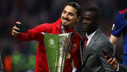 Ibrahimovic Celebrates Europa League Win With Hilariously Zlatan-esque Instagram Post