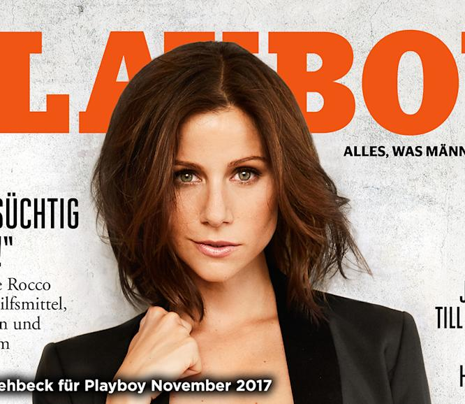 Playboy kathrin heß Nackte Katrin