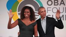 Michelle Obama posts tribute for Barack's 59th birthday: 'To my favorite guy'