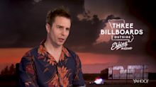 Sam Rockwell: Dick Cheney movie is 'like Woody Allen meets Goodfellas' (exclusive)