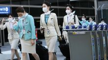 Korean Air puts 70 percent of staff on leave