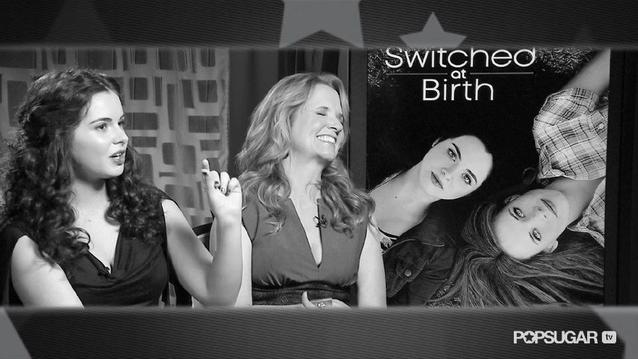 Lea Thompson and Vanessa Marano on Switched at Birth Season 2 Plot Twists