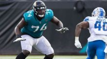 Cam Robinson officially signs franchise tag