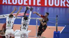Volley - Ligue A (H) - Ligue A: Gilles Lomba signe à Tours