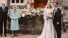 All the Ways Princess Beatrice's Wedding Paid Tribute to Queen Elizabeth