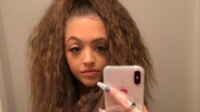 'They racist': White teen Instagram star who claims to be black is arrested for kicking police officer
