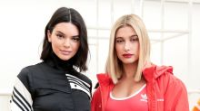 Kendall Jenner & Hailey Baldwin Rock Two Very Different Shoe Trends While Out in LA