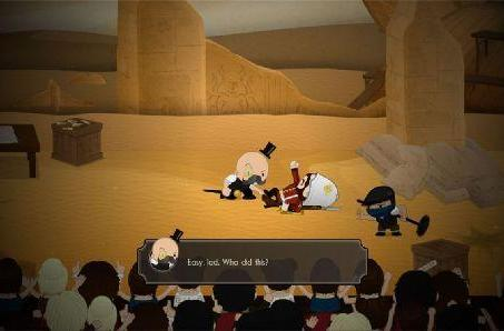 Foul Play to enter stage left on PS4, Vita
