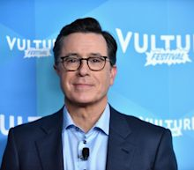 Colbert Considers 2020 Presidential Run