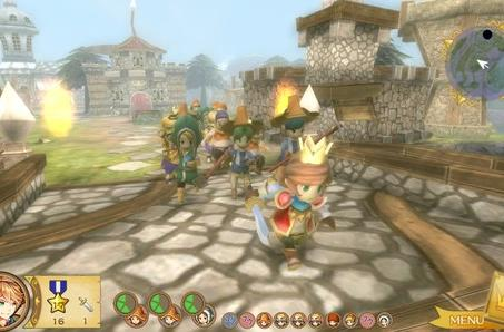 New Little King's Story review: All the King's swordsmen, farmers, chefs, TV broadcasters...