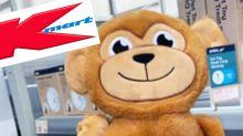 Kmart shopper spots hilarious fail on pet toy: 'Not quite right'
