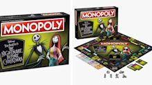 There's a 'Nightmare Before Christmas' Version of Monopoly, Complete With Jack Skellington Money